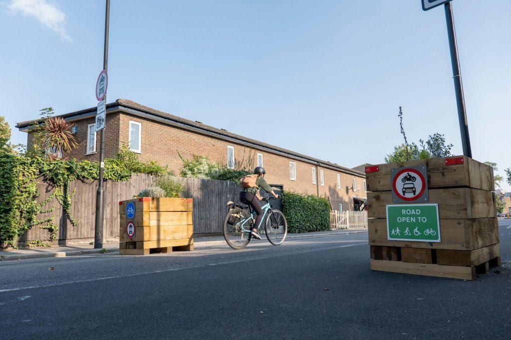 London Bike Lane
