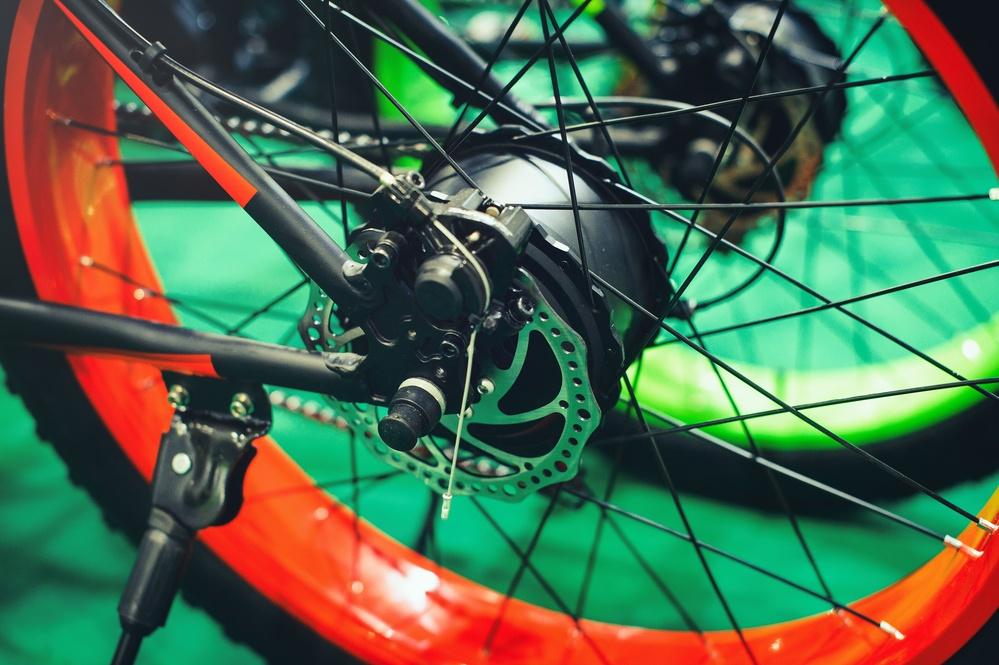 E-Bike Wheel