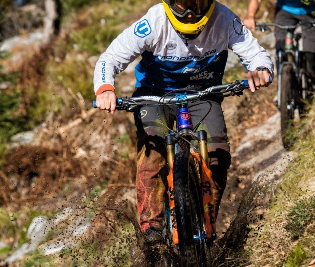 Mud ride
