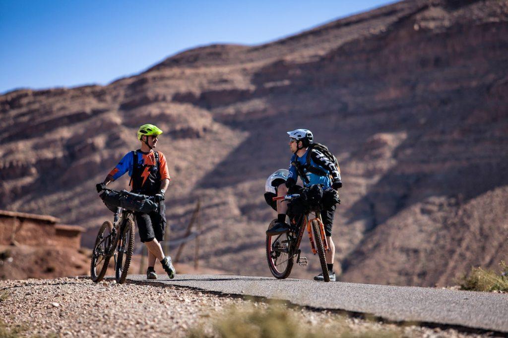 Morocco Cycling