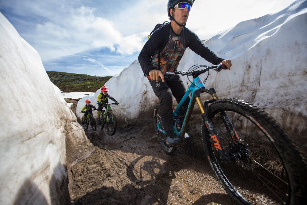Mud cycling
