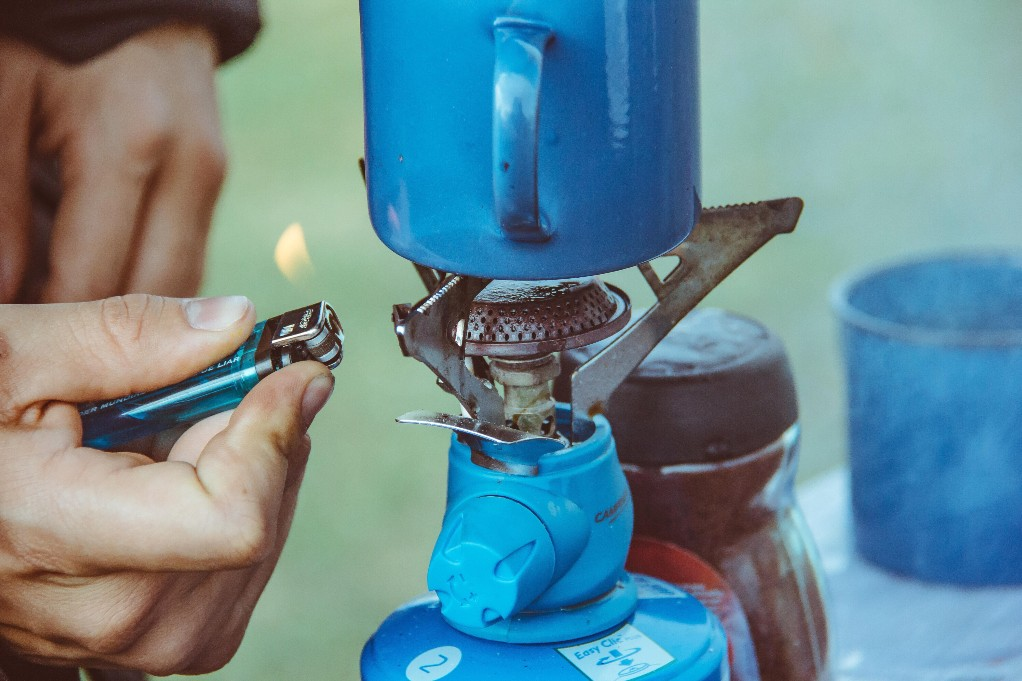 Cartridge stove