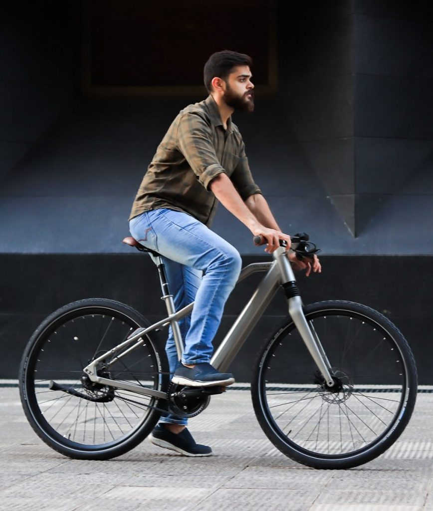 Calamus bike