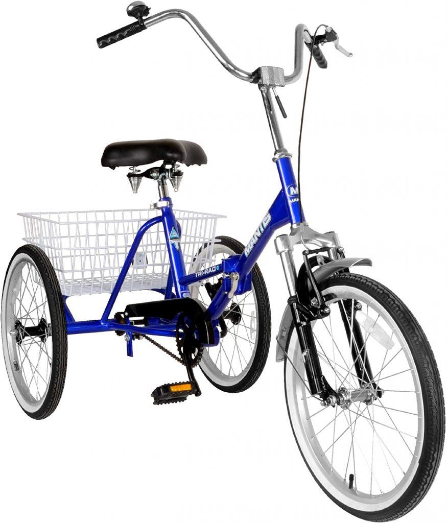 Mantis folding tricycle