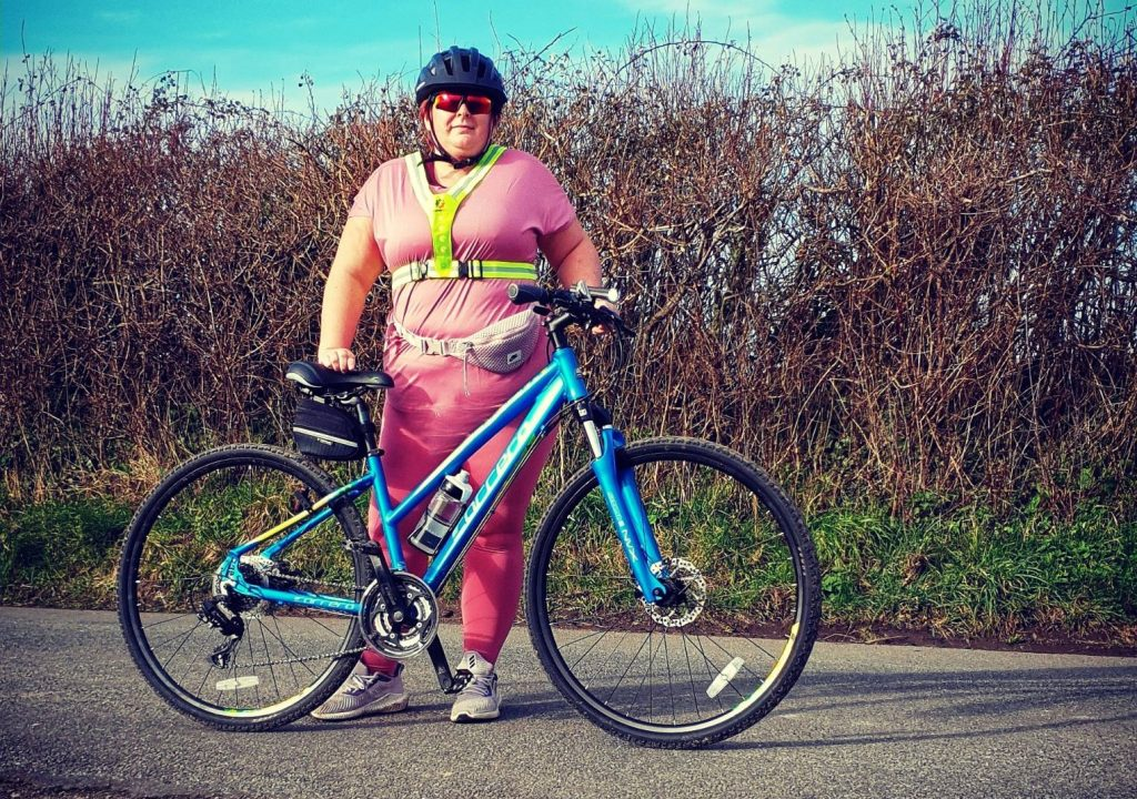 Plus-Size Cycling
