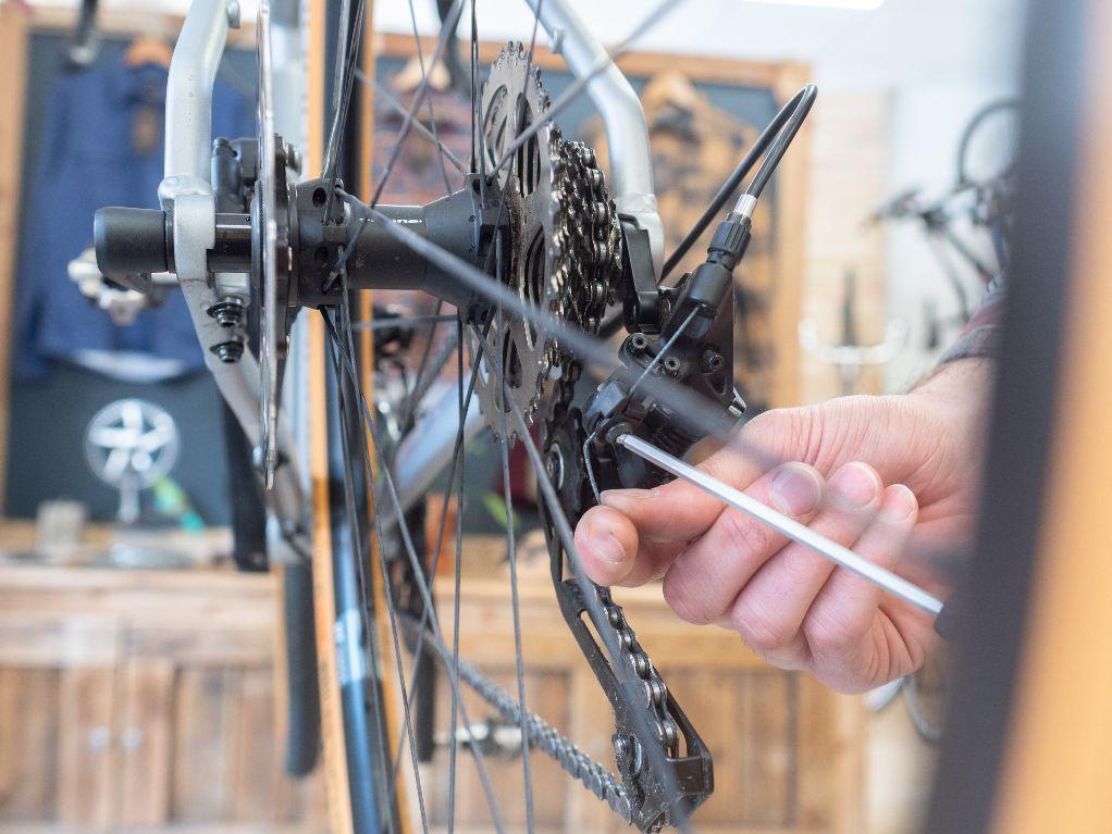 Bike shifter