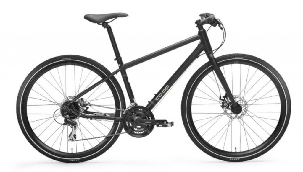 Co-op bicycle