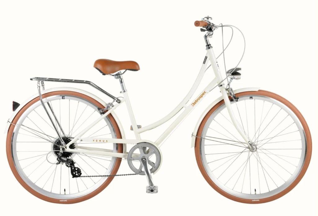 Venus step through bicycle