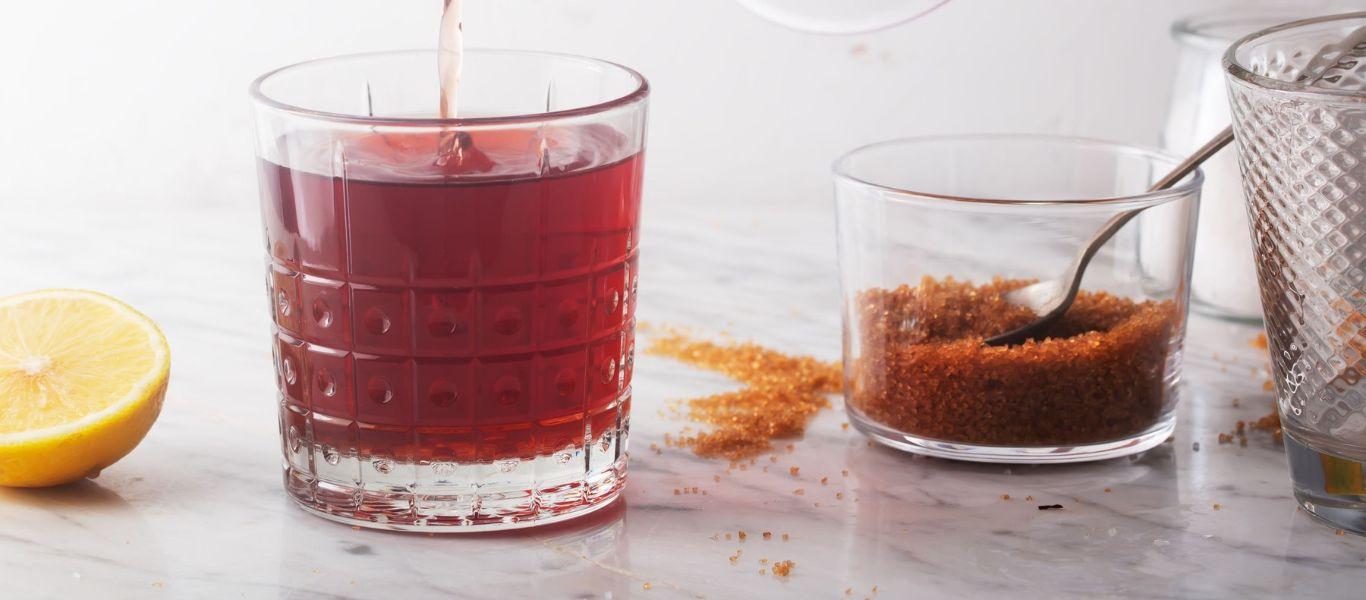 Electrolyte drink