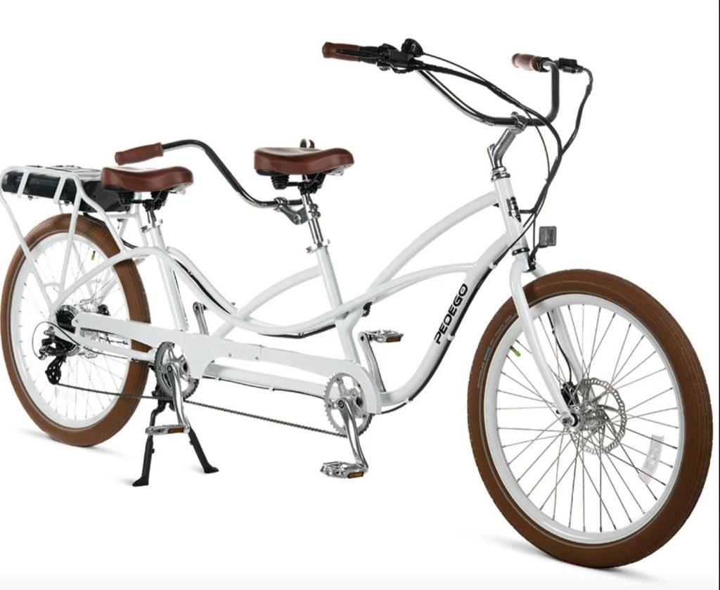 Pedego Tandem Bike