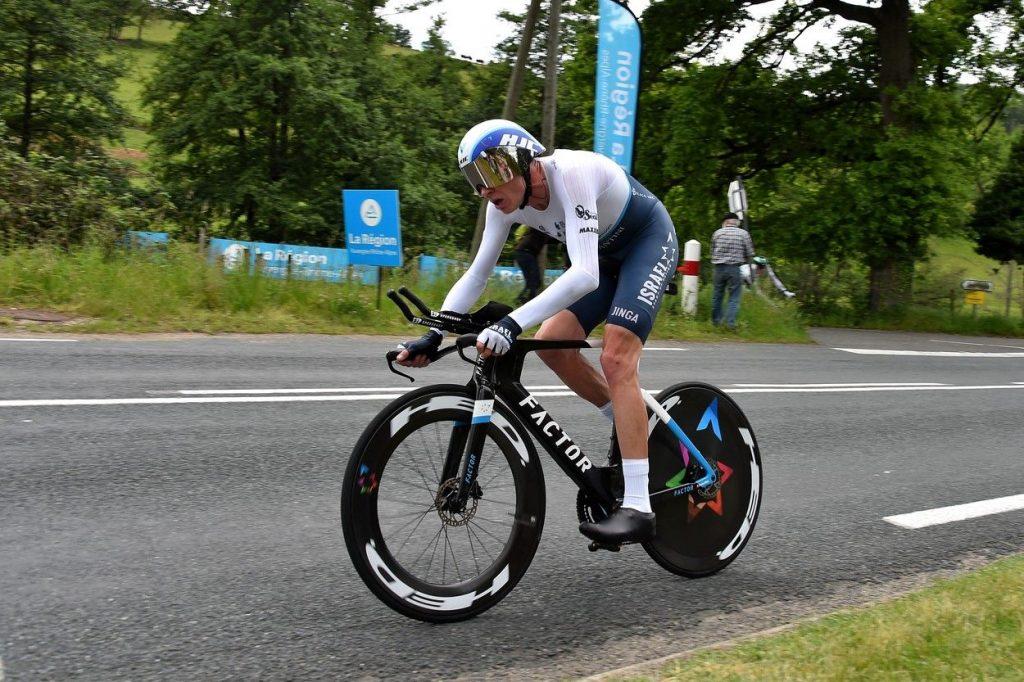 Froome at Critérium du Dauphiné