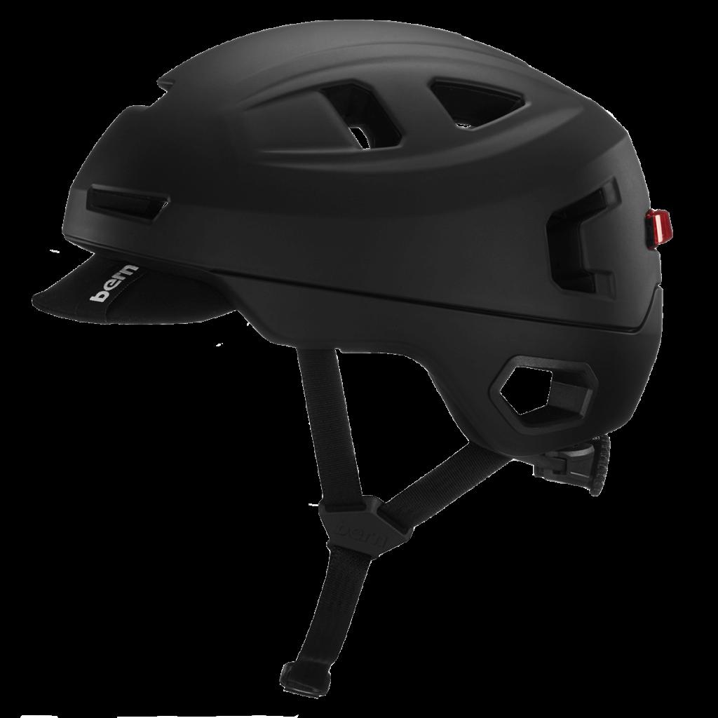Bern Hudson Bike Helmet