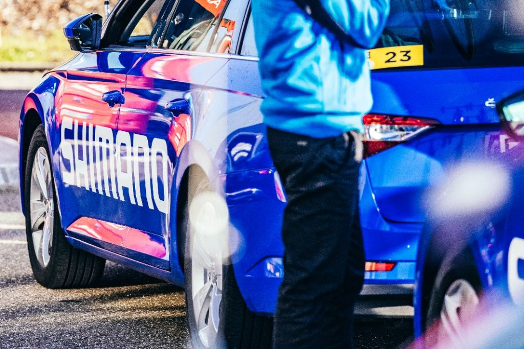 Shimano neutral car