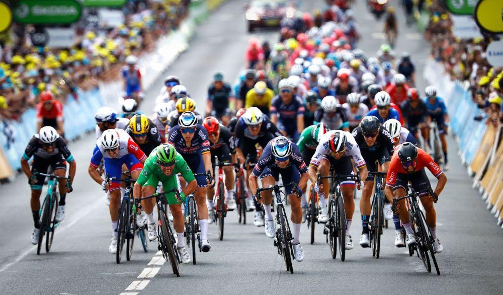 Stage 6 at the Tour de France