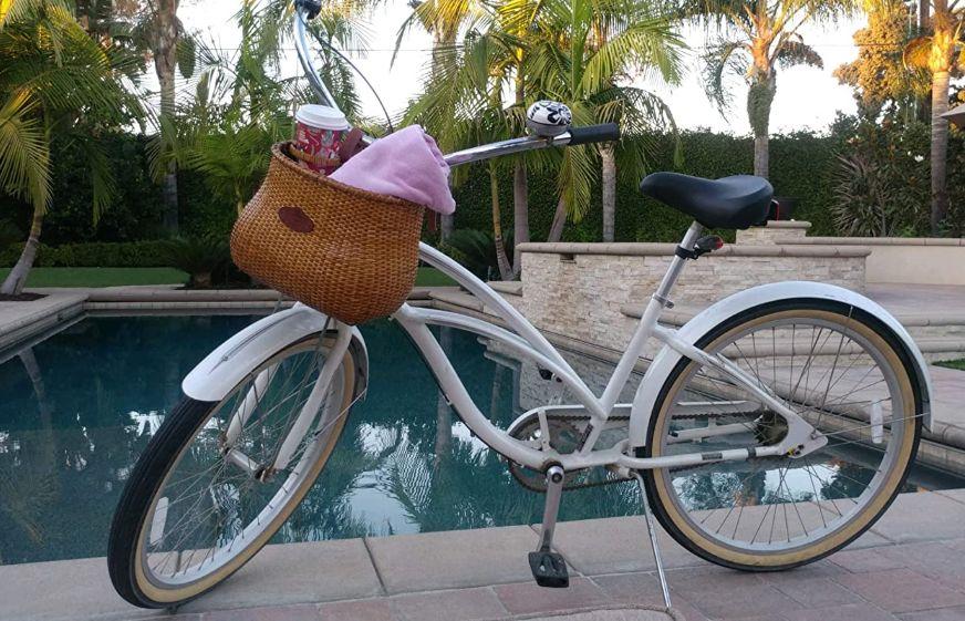 TOTE&KARI Bicycle Basket