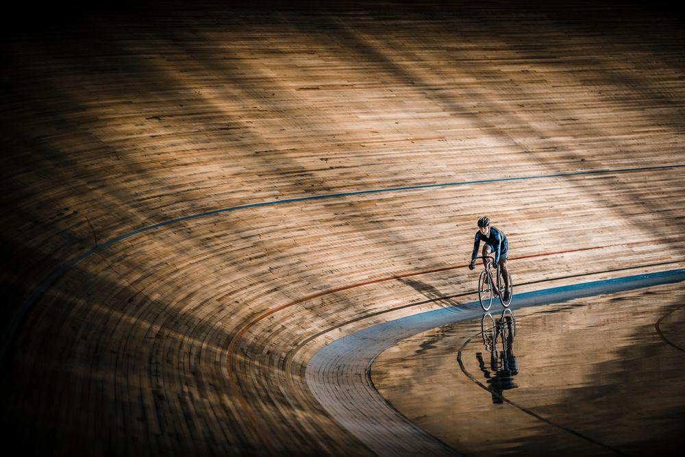 Track riding