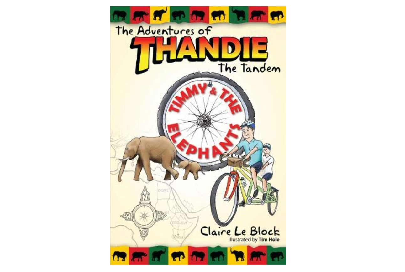 Adventures of Thandie the Tandem