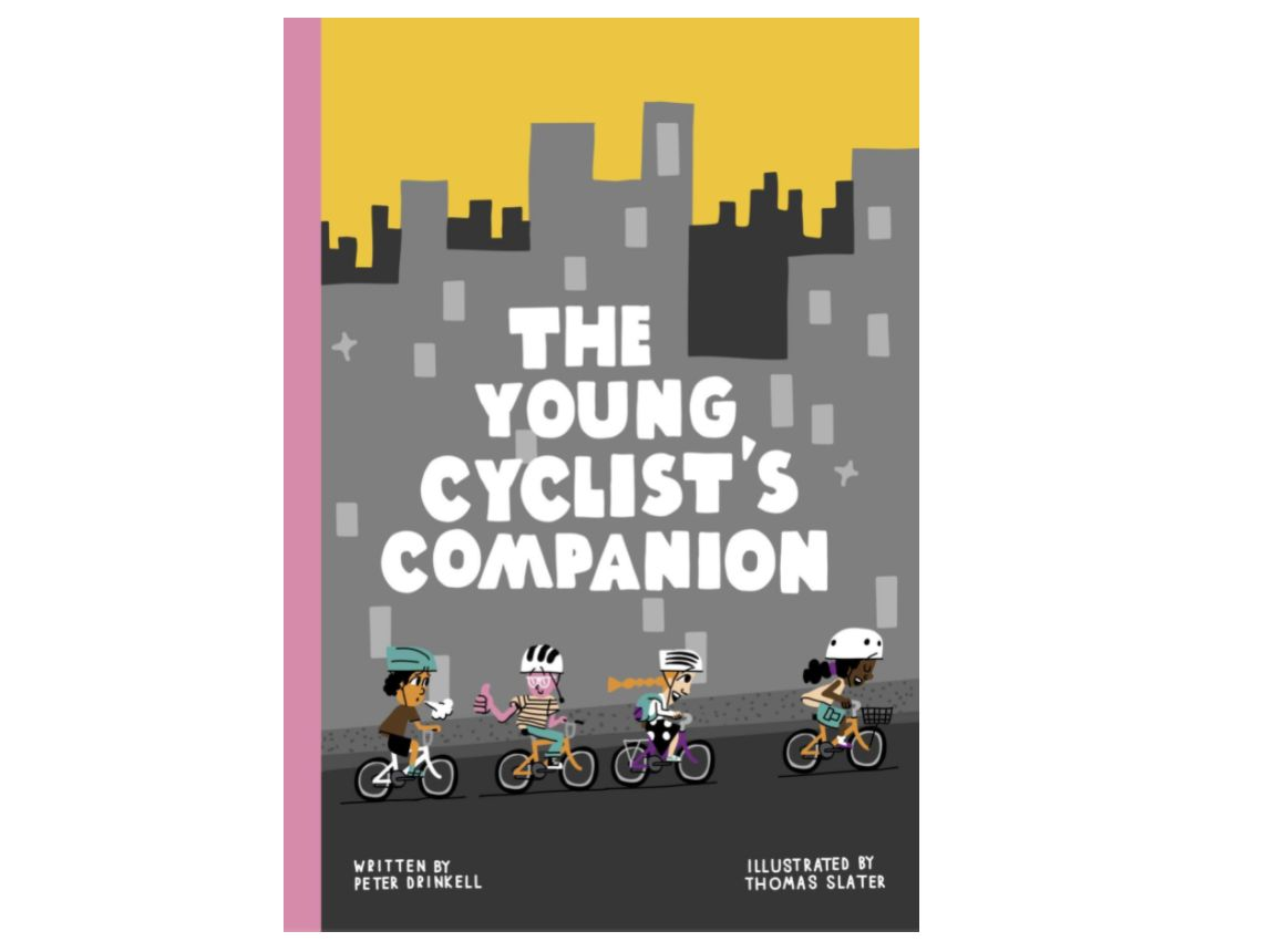 The Young Cyclists's Companion Children's Book
