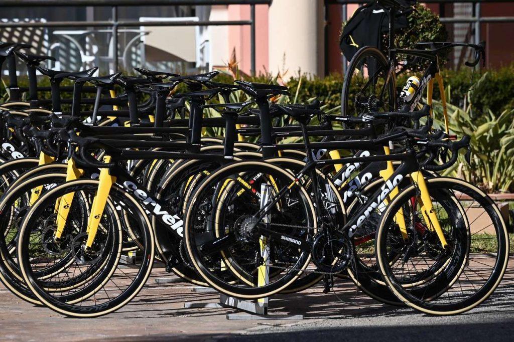 Jumbo-Visma bicycles