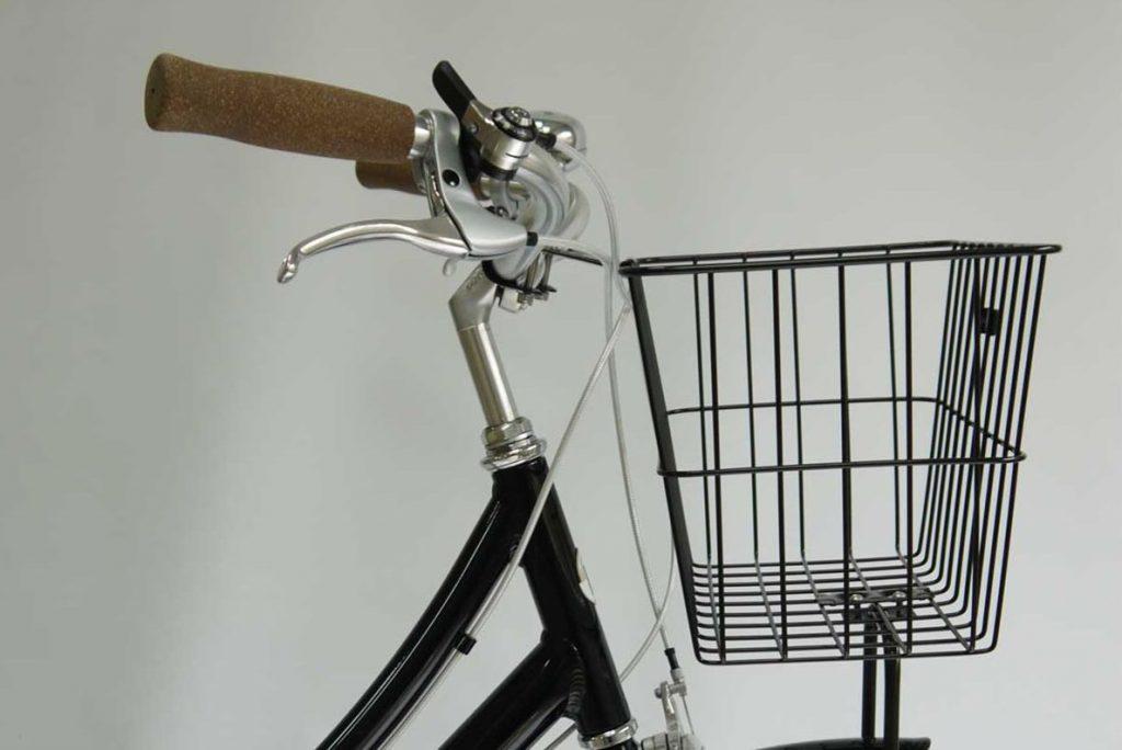 Bobbin steel front basket