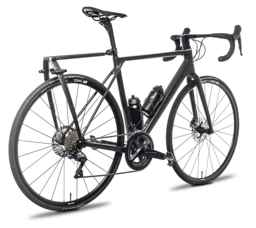 Tailfin bike rack