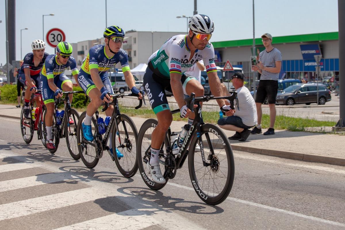 Peter Sagan na Majstrovstvách SR a ČR v cestnej cyklistike 2021