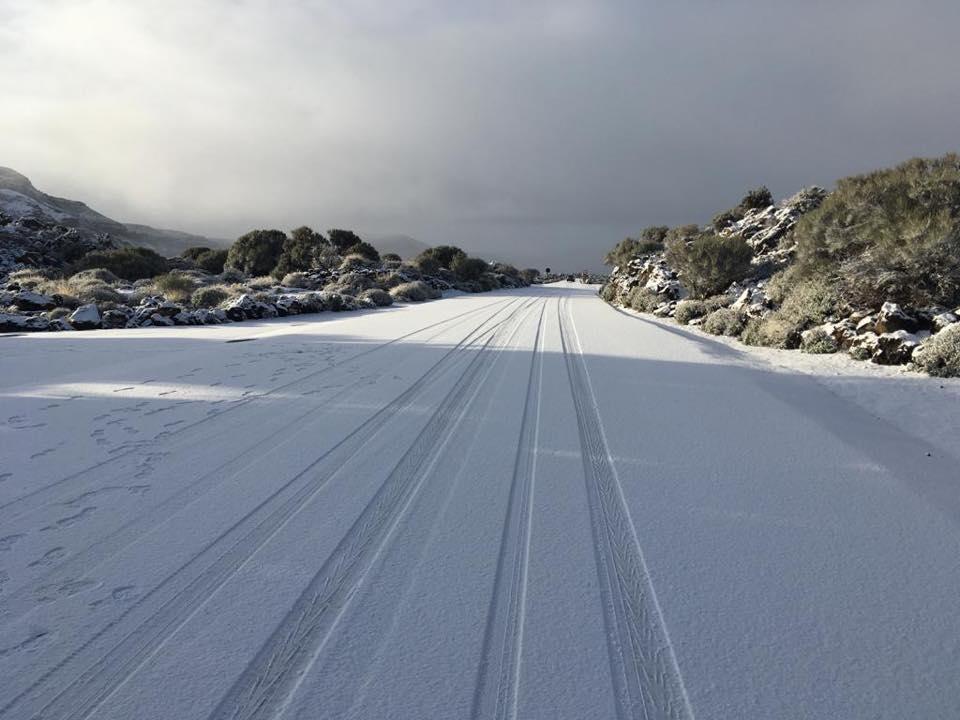 Foto: La Vuelta Al Teide