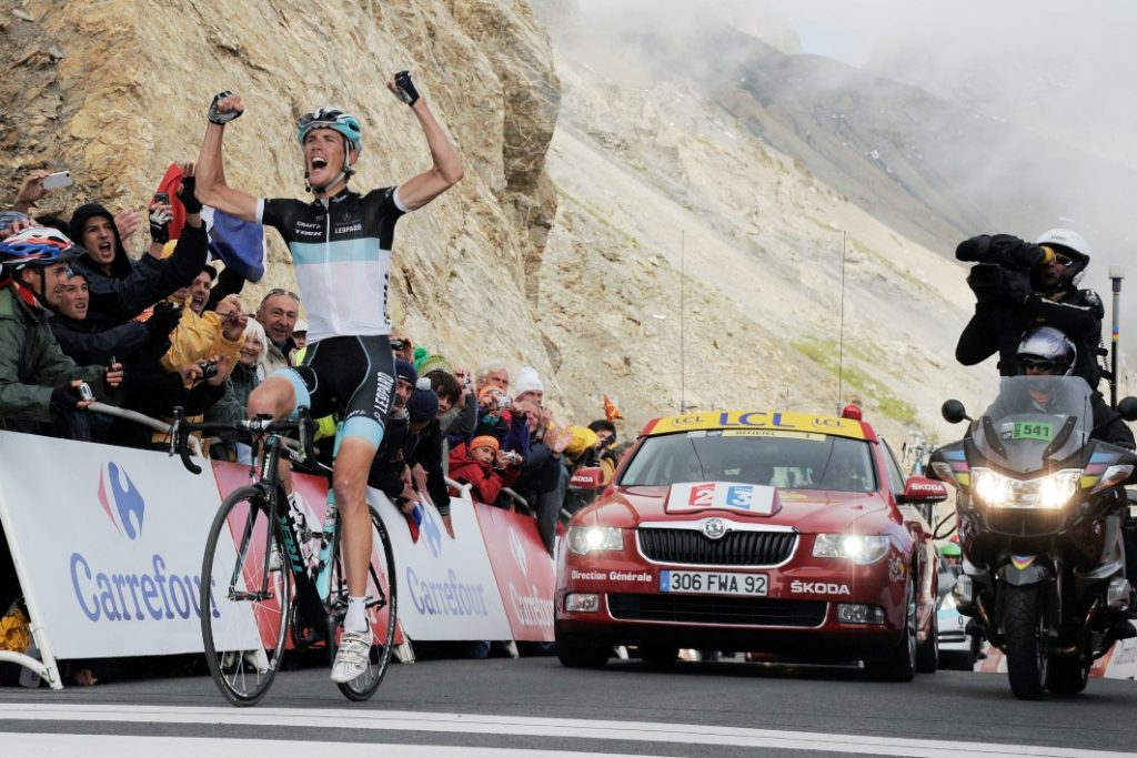Andy Schleck Win