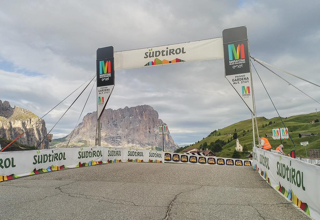 Maratona de los Dolomitas