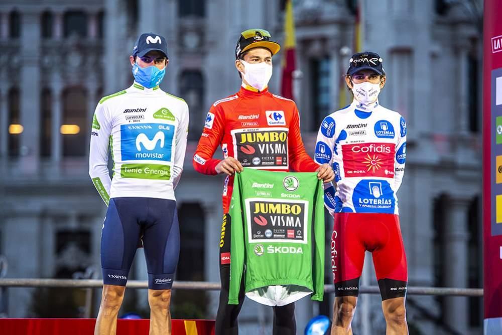 Foto: La Vuelta