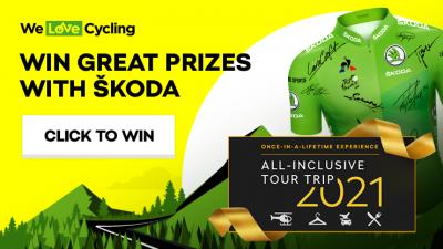 Contest banner